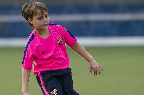 Agustin Messi