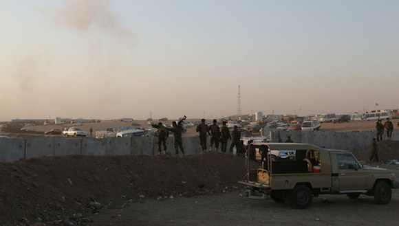 Ataques aéreos en el norte de Iraq. Foto Ap / Archivo