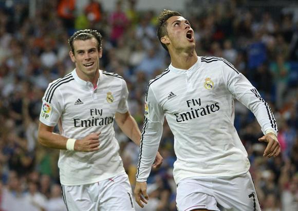Bale y Cristiano protagonizaron este 5-1 frente al Elche.