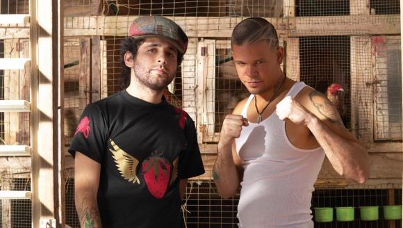 Calle 13 portada