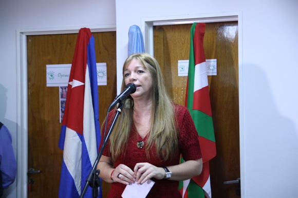 Claudia Camba, presidenta de Ummep.