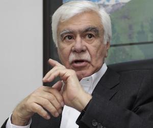 Germán Castro Caycedo. Foto: EFE.