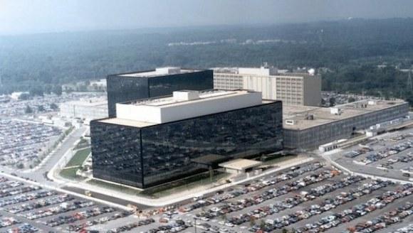 Imagen de las oficinas centrales de la NSA en el Fuerte Meade, Maryland. Foto tomada del sitio de Internet de la NSA.