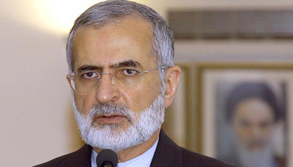 Kamal Kharrazi,  jefe del Consejo Estratégico de Relaciones Exteriores de Irán.