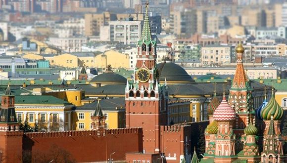 Kremlin. Foto: Ria Novosti.