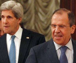 Lavrov y Kerry
