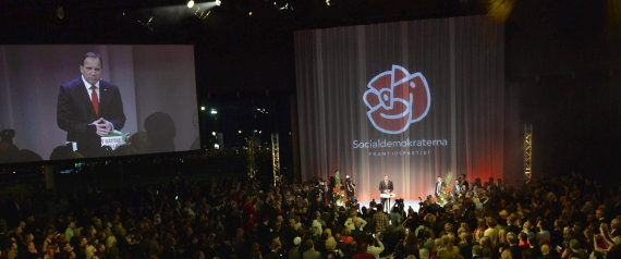 Lofven, el líder de la socialdemocracia sueca. Foto: EFE.