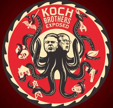 Los hermanos Koch