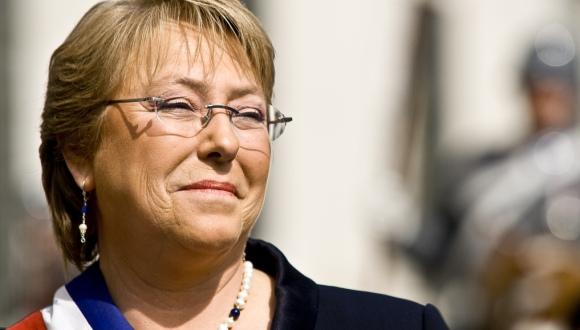 Michelle Bachelet 1