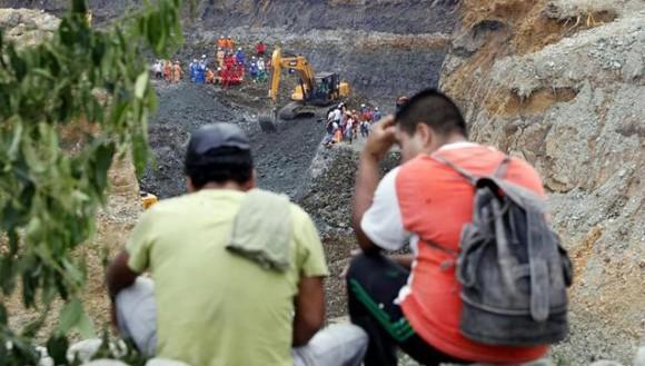 Mineros nicaragua