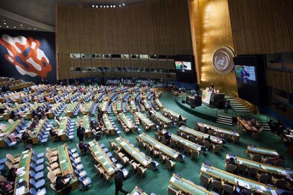 Nicolás Maduro en la ONU 3