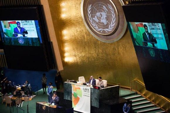 Nicolás Maduro en la ONU 4