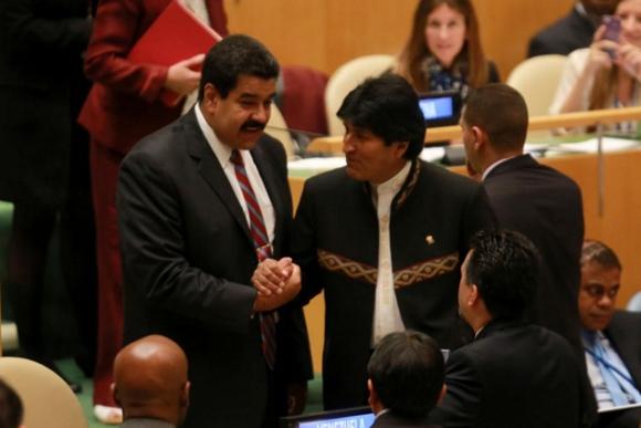 Nicolás Maduro en la ONU 6