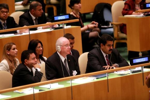 Nicolás Maduro en la ONU 8