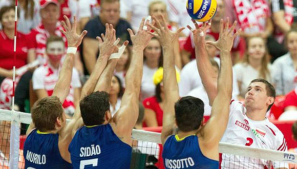 POLAND VOLLEYBALL WORLD CHAMPIONSHIP-efe