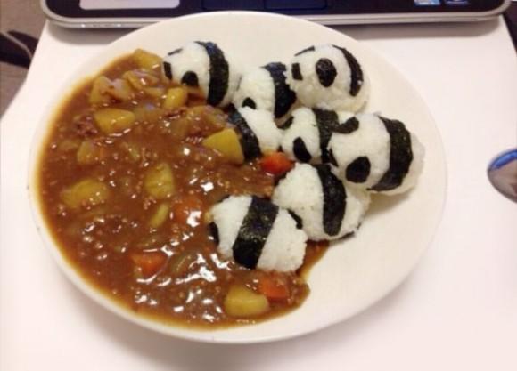 Pandar en curry