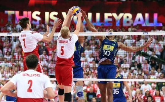 Polonia ganó el Mundial de Voley