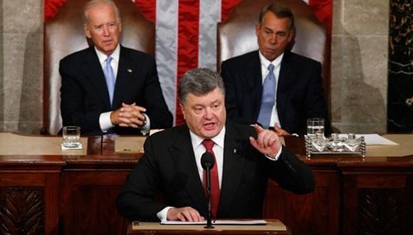 Poroshenko. Foto: Reuters.