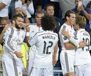 Real Madrid. Foto: EFE.