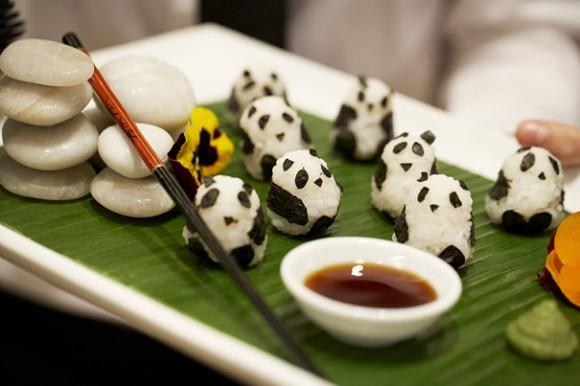 Sushi de panda