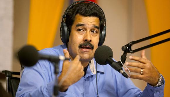Venezuela-Nicolas-Maduro