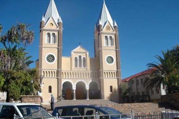 Windhoek, Namibia Foto: Mairelis Aliaga Almeida /  Cubadebate