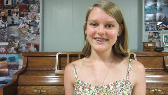 Alana: la muchacha con tres padres biológicos