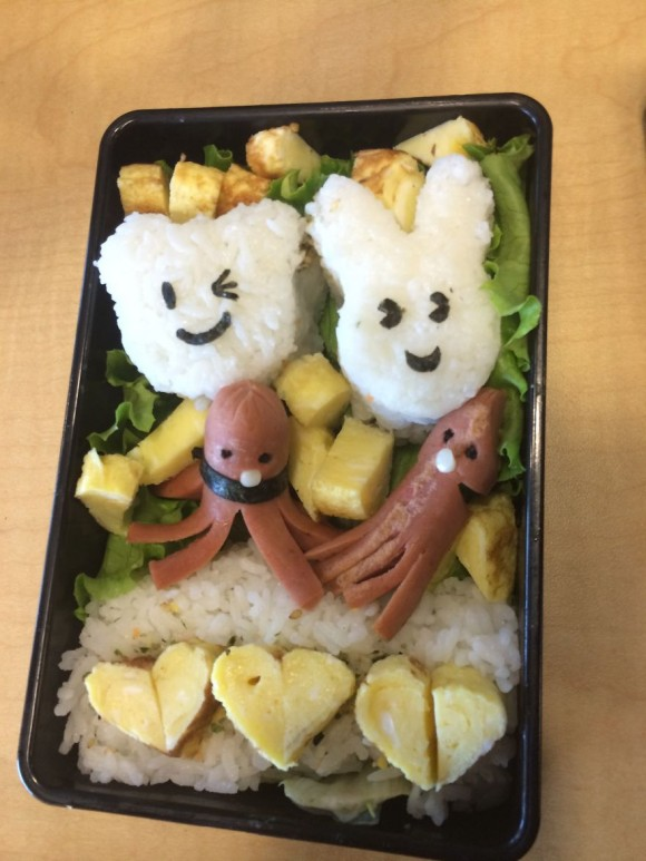 almuerzo lindo