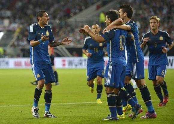 argentina gana a alemania 2