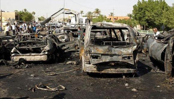 atentados iraq