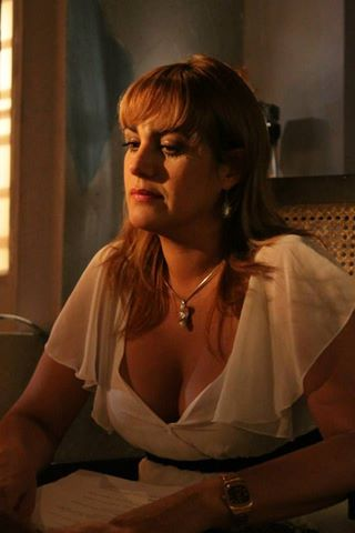 "Blanca Rosa Blanco es la protagonista de ""La otra esquina"", la telenovela cubana recién estrenada."