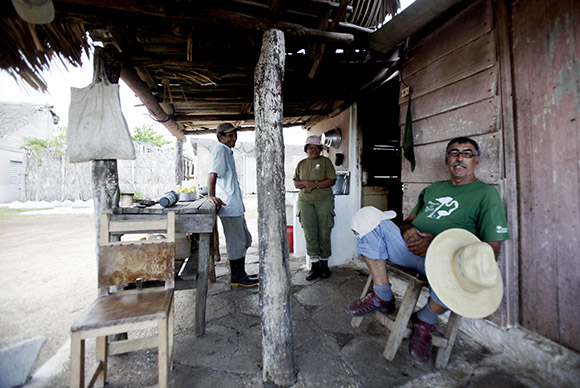 Ángel Morales, fundador, investigador, y director del Refugio de Fauna Río Máximo. Foto: Ismael Francisco/ Cubadebate.