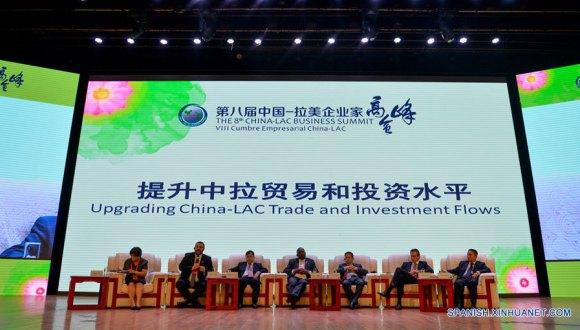 cumbre empresarial china america latina