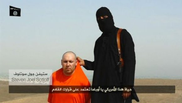 La decapitación de otro periodista estadounidense acelera los planes de ataque del Pentágono.