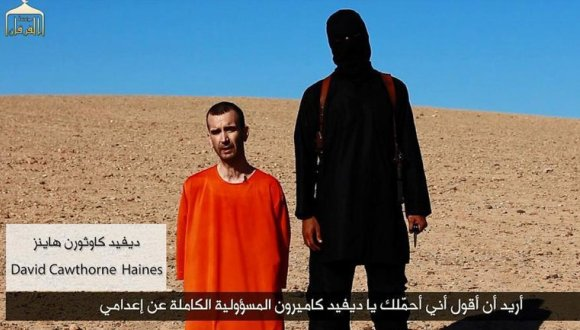 estado islámico ejecuta a rehén británico