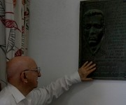 Giustino Di Celmo recuerda a Fabio es el sitio donde murió. Foto: Ladyrene Pérez/ Cubadebate.