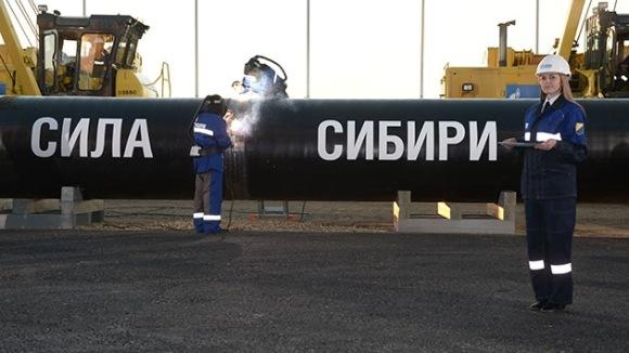 gasoducto fuerza de siberia