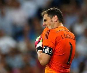 Casillas asume la responsabilidad por la derrota del Real Madrid