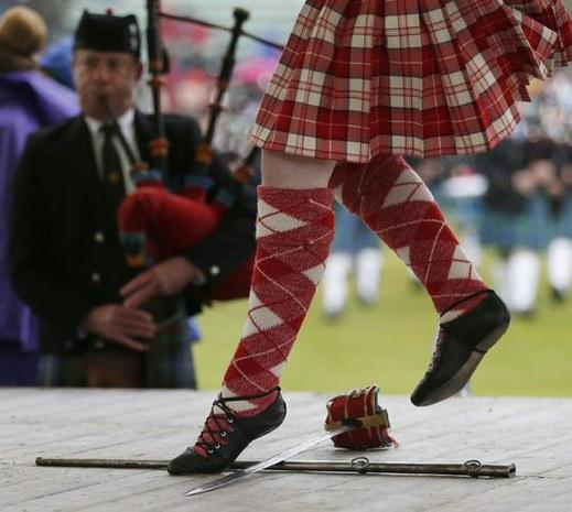 Por primera ocasión, independentistas encabezan sondeo en Escocia. Foto: Rueters.