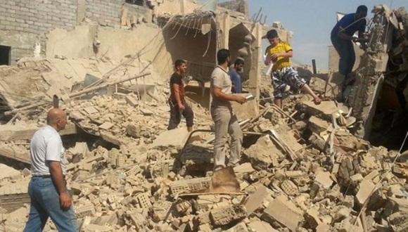 Iraq se ha convertido en escenarios de constantes ataques. Foto: Reuters.