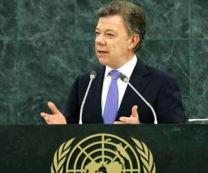 Colombia está más cerca que nunca de la paz, asegura presidente Santos