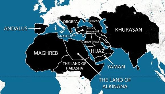 Desde hoy se eliminará de la enseñanza en las zonas controladas por el Estado islámico la existencia de Iraq.
