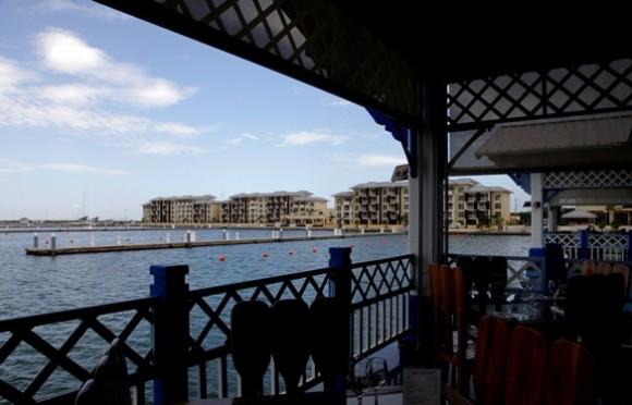 Vista de la Marina desde el restaurante Kike-Kcho Foto: Ismael Francisco / Cubadebate