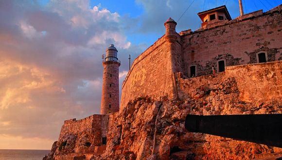 El Morro de La Habana. Foto: MINTUR.
