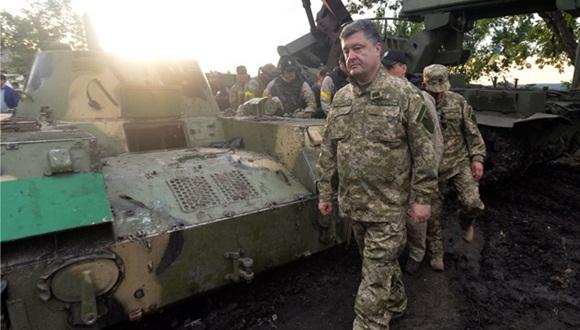 """Desde Europa se plantea a Ucrania un dilema artificial: """"Ven con nosotros o quédate con Rusia"""""""