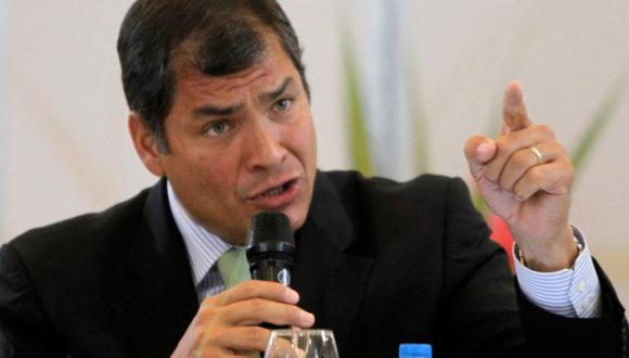 Rafael Correa aboga por la creación de un Sistema Latinoamericano de Derechos Humanos