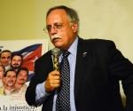 El abogado José Pertierra en la Velada solidaria con Los Cinco en Washington. 11 de septiembre de 2014. Foto: Bill Hackwell / Cubadebate