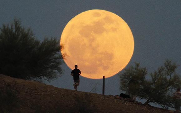 El martes próximo se producirá una superluna