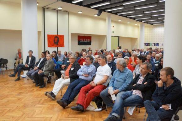 Alemania solidaridad con Cuba 3