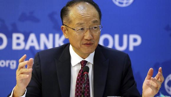 Jim Yong Kim, presidente del Banco Mundial. Foto: AFP (Archivo).